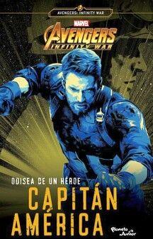 ODISEA DE UN HEROE  -CAPITAN AMERICA-            (PLANETA JUNIOR)