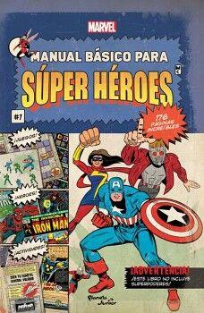MANUAL BASICO PARA SUPER HEROES      (MARVEL)