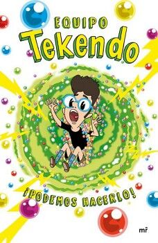 EQUIPO TEKENDO   -PODEMOS HACERLO-