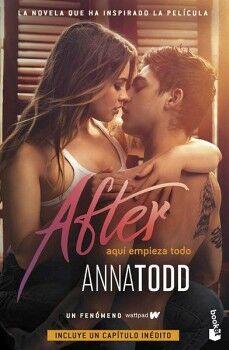 AFTER 1 -AQUI EMPIEZA TODO- (PORTADA DE PELICULA)       (PLANETA)