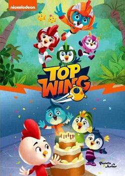 TW. CUMPLEAÑOS SORPRESA Y EQUIPO TOP WING