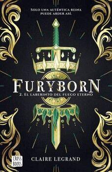 FURYBORN 2 -EL LABERINTO DEL FUEGO ETERNO-