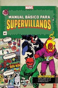 MANUAL BASICO PARA SUPERVILLANOS          (MARVEL)
