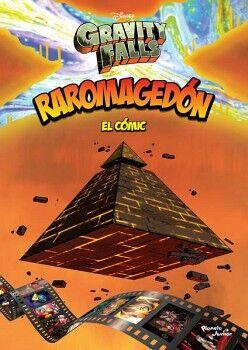 GRAVITY FALLS -RAROMAGEDON-          (EL COMIC)
