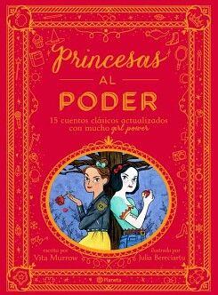 PRINCESAS AL PODER                        (EMPASTADO)