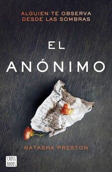 ANONIMO, EL -ALGUIEN TE OBSERVA DESDE LAS SOMBRAS-