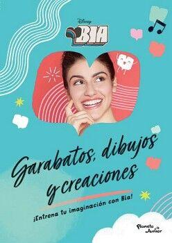 GARABATOS, DIBUJOS Y CREACIONES -ESTRENA TU IMAGINACION CON BIA!-