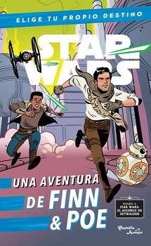 STAR WARS -UNA AVENTURA DE FINN & POE-