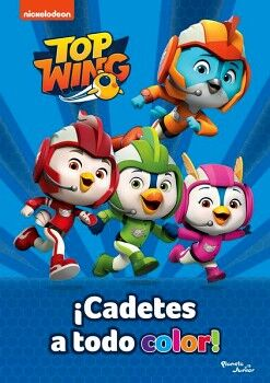 TOP WING ¡CADETES A TODO COLOR!