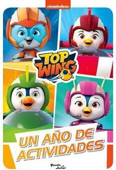 TOP WING -UN AÑO DE ACTIVIDADES-