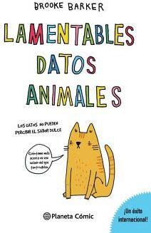 LAMENTABLES DATOS ANIMALES
