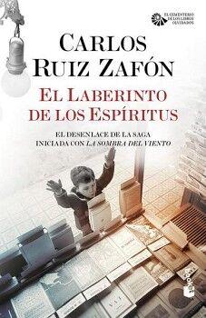 LABERINTO DE LOS ESPIRITUS, EL                          (PLANETA)