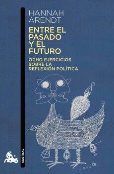 ENTRE EL PASADO Y EL FUTURO -OCHO EJERCICIOS SOBRE LA REFLEXION-