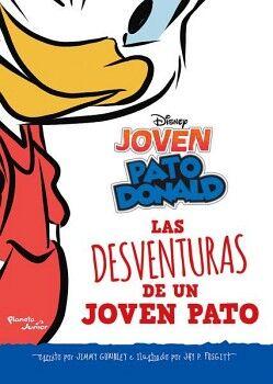 DISNEY JOVEN PATO DONALD -LAS DESVENTURAS DE UN JOVEN PATO-