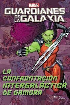 GUARDIANES DE LA GALAXIA -LA CONFRONTACION INTERGALACTICA-