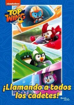 TOP WING ¡LLAMANDO A TODOS LOS CADETES!