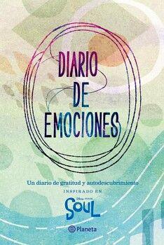 DISNEY PIXAR SOUL -DIARIO DE EMOCIONES-