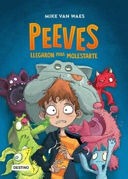 PEEVES -LLEGARON PARA MOLESTARTE-