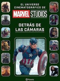 MARVEL STUDIOS -DETRAS DE LAS CAMARAS-