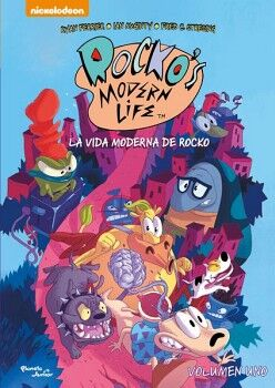 VIDA MODERNA DE ROCKO(1),LA           (NICKELODEON)