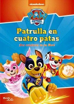 PAW PATROL -PATRULLA EN CUATRO PATAS-