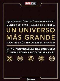 UN UNIVERSO MAS GRANDE -CITAS INOLVIDABLES DEL UNIVERSO-