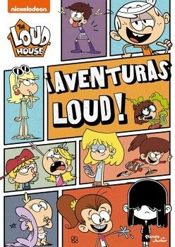 THE LOUD HOUSE ¡AVENTURAS LOUD!