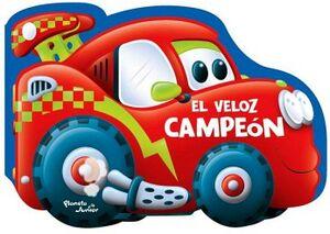 VELOZ CAMPEON, EL                         (CARTONE)