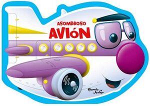 ASOMBROSO AVION                           (CARTONE)