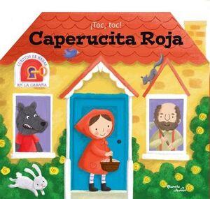 CAPERUCITA ROJA -¡TOC, TOC!-              (CARTONE)