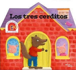 TRES CERDITOS, LOS -¡TOC, TOC!-           (CARTONE)