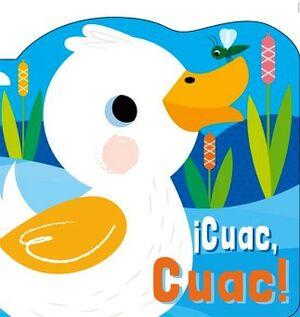 CUAC, CUAC! -LIBRO DE BAÑO CON SONIDO-