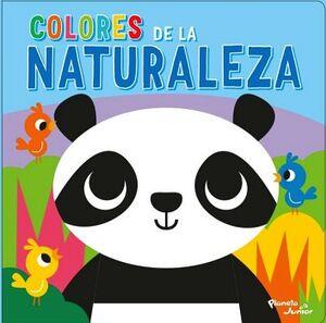 COLORES DE LA NATURALEZA                  (CARTONE)