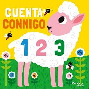 CUENTA CONMIGO - 1 2 3 -                  (CARTONE)