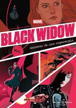BLACK WIDOW -SECRETOS DE UNA SUPERESPIA-