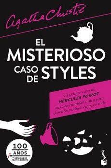 MISTERIOSO CASO DE STYLES, EL                            (ESPASA)