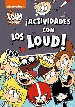 THE LOUD HOUSE ¡ACTIVIDADES CON LOS LOUD!