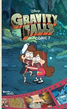 GRAVITY FALLS -CÓMIC 7-