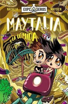 MAYTALIA -Y LA COMIDA-