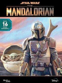 STAR WARS -THE MANDALORIAN- (LIBRO POSTER)