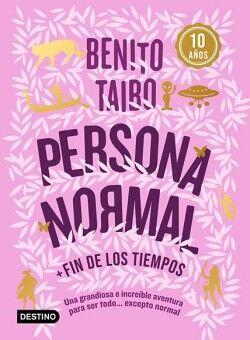 PERSONA NORMAL/FIN DE LOS TIEMPOS (ROSA)