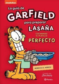 LA GUÍA DE GARFIELD PARA PREPARAR LASAÑA
