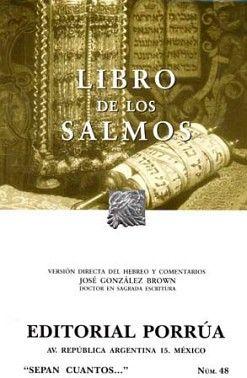 048 LIBRO DE LOS SALMOS (NVA.PRESENTACION)