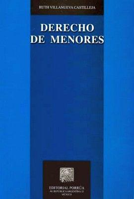 DERECHO DE MENORES