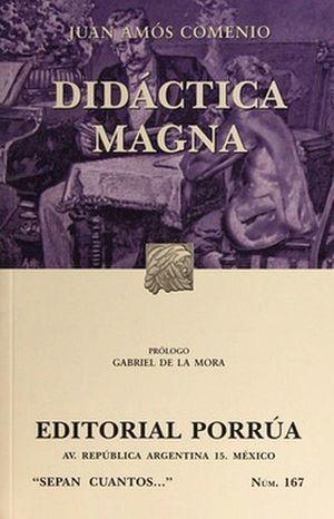 167 Didactica Magna Amos Comenio Juan 9786070908811