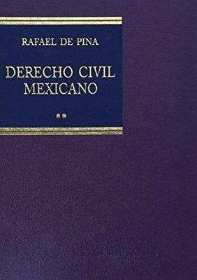 DERECHO CIVIL MEXICANO 2 BIENES Y SUCESIONES