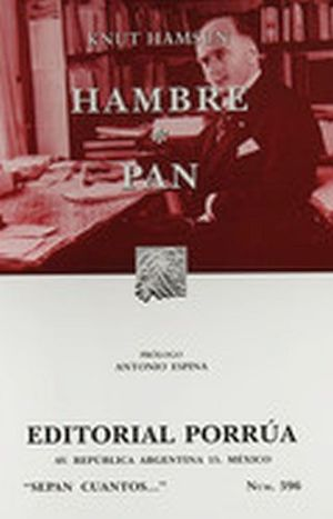 396 HAMBRE. PAN  (NVA. PRESENTACION)