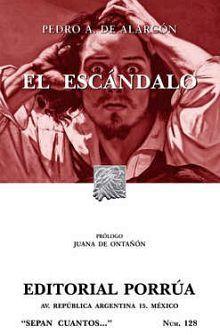 128 EL ESCANDALO -NVA. PRESENTACION-