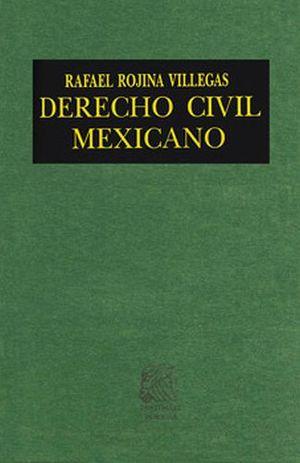 DERECHO CIVIL MEXICANO TOMO 2 DERECHO DE FAMILIA