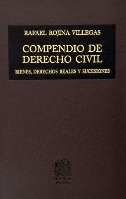 COMPENDIO DE DERECHO CIVIL (II) 45ED. -BIENES- (TELA)